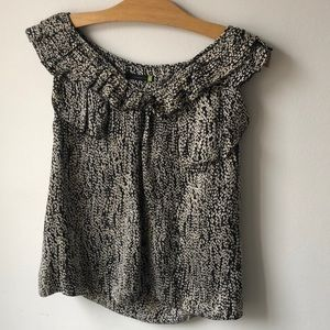 Anthropologie Leifsdottir Silk Blouse